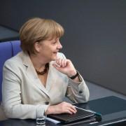 Angela Merkel: Lob für Moslems in deutschland Foto: Bundesregierung/ Guido Bergmann