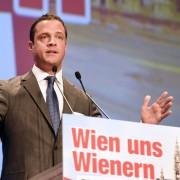 Johann Gudenus: Kritik an türkischer Liste Foto:  picture alliance/APA/picturedesk.com
