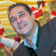 Heinz-Christian Strache: Lob für Volksbegehren Foto:  picture alliance/APA/picturedesk.com