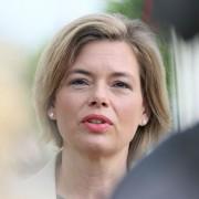 CDU-Vize Julia Klöckner fordert ein Burka-Verbot Foto: picture alliance/dpa