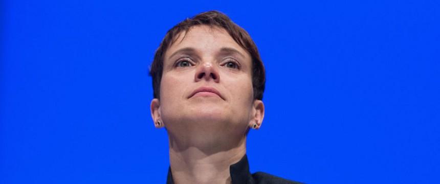 Steht vor einer großen Herausforderung: AfD-Chefin Frauke Petry Foto: picture alliance/dpa