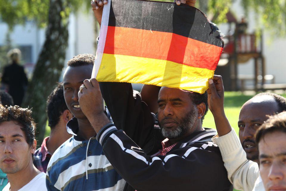 Ausländer mögen Deutschland