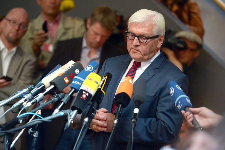 Frank Walter Steinmeier