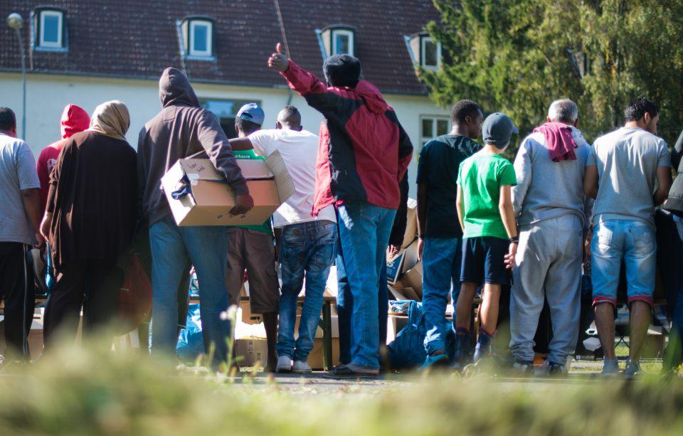Asylbewerber in Braunschweig (2014)