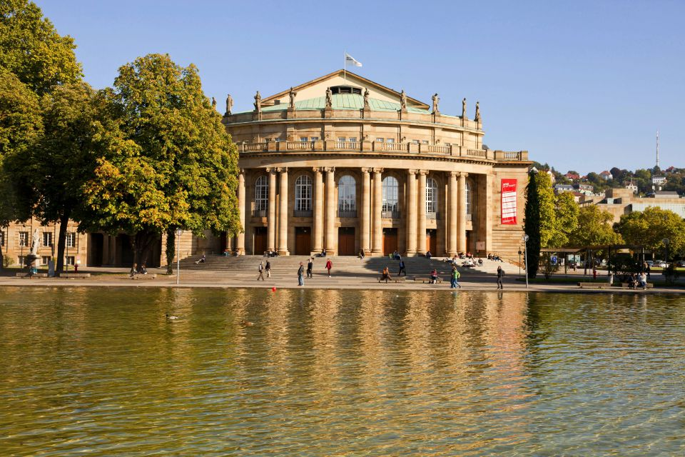 Schlossgarten in Stuttgart (Archiv)