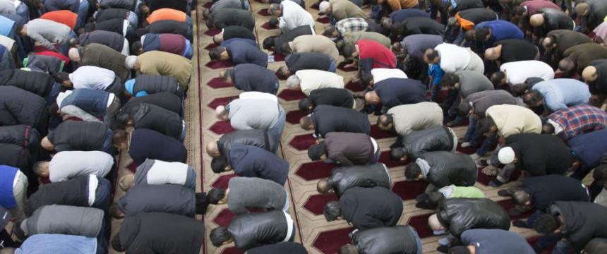 Moslems in Neukölln: So viele Ausländer wie nie in Deutschland Foto:  picture alliance / Jochen Eckel
