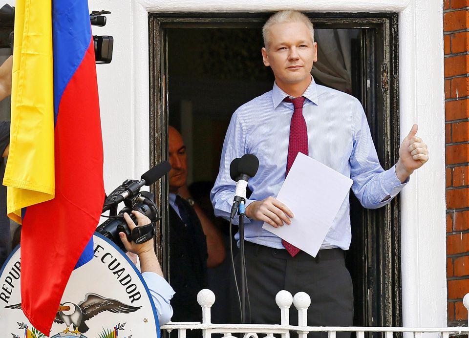 Julian Assange (2012)