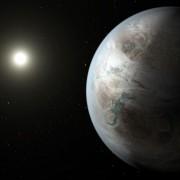 Darstellung von Kepler-452b: Lammert-Vorschlag aus einem anderen Universum Foto:  picture alliance/landov