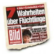 """""""Bild""""-Zeitung vom Donnerstag: """"Wahrheiten"""" aus dem Hause Springer Foto: JF"""