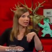 """Hart aber fair""-Sendung zum Thema Gender Foto: ARD; Quelle: Youtube"