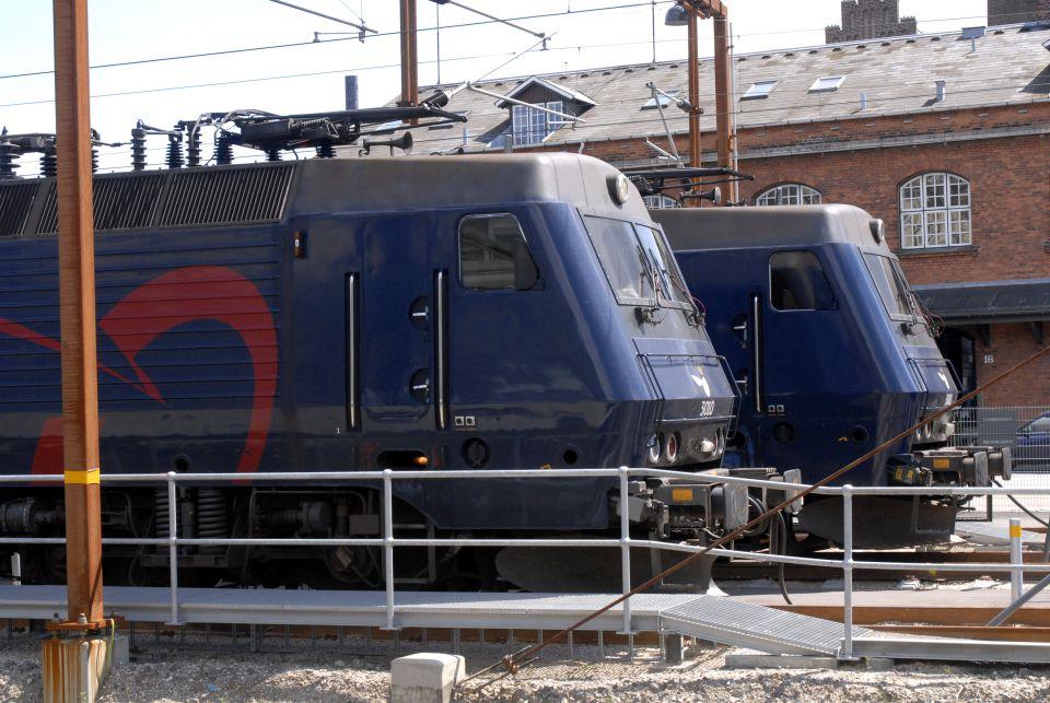 Dänische Staatsbahnen (DSB)