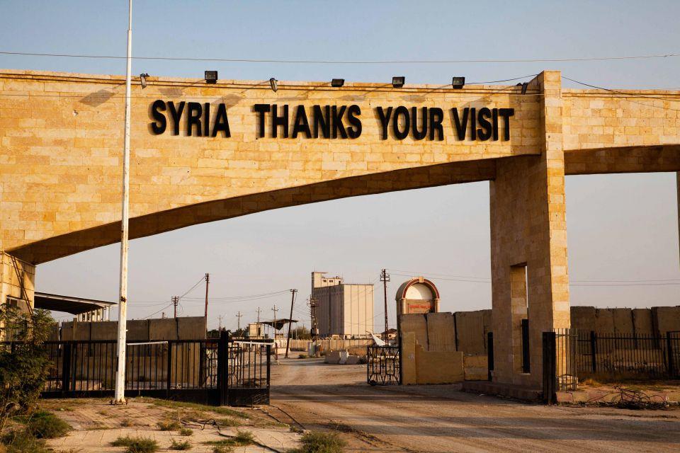 syrische Grenze
