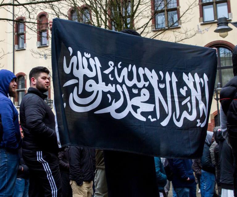 Salafisten in Wuppertal