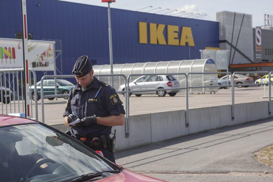 Ikea-Filiale in Västeras