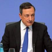 EZB-Chef Mario Draghi  Foto: picture alliance/landov