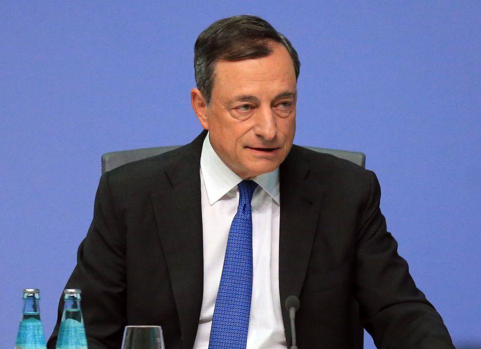 EZB-Chef Mario Draghi, 3. September