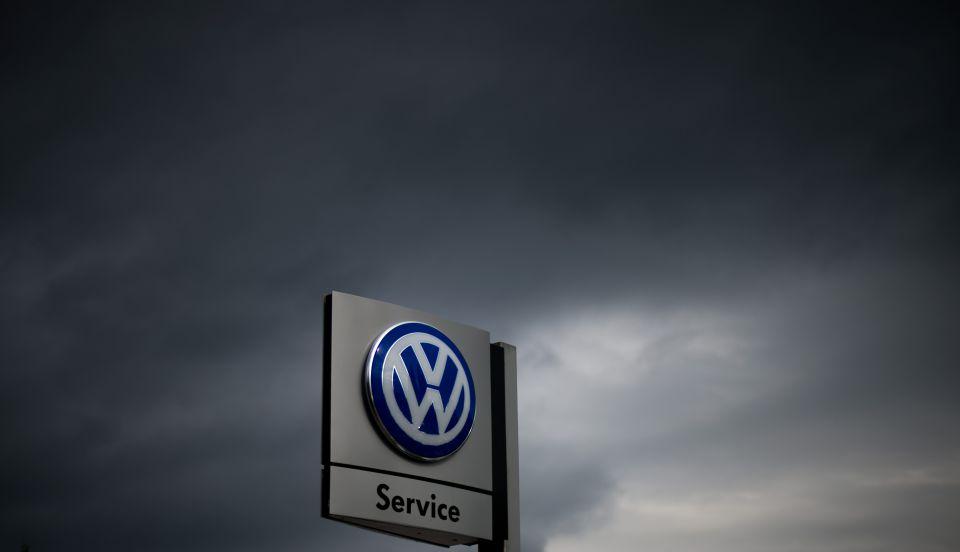 VW-Symbol