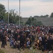 In der gegenwärtigen Asylkrise werden Flüchtlinge immer mehr zu einer Waffe in geopolitischen Auseinandersetzungen Foto: picture alliance/Nur Photo