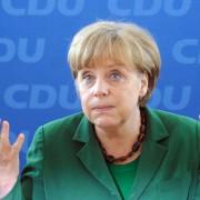 Bundeskanzlerin Angela Merkel (2012): Wir schaffen das Foto: picture alliance/dpa