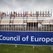 Gebäude des Europarates: Angriff auf Pressefreiheit Foto:  picture alliance
