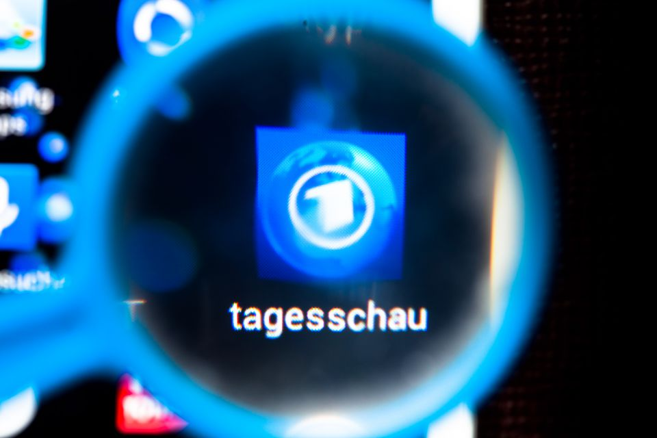 Tagesschau-Logo