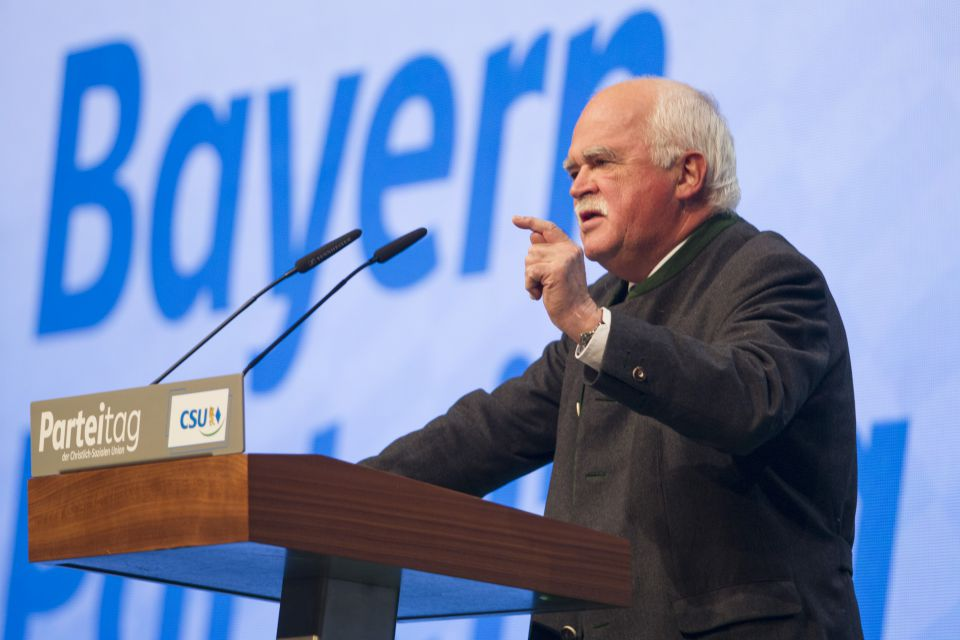 Peter Gauweiler CSU)