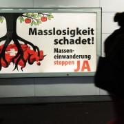 Initiative gegen Masseneinwanderung: Die Schweizer dürfen entscheiden, wir nicht Foto: picture alliance / dpa