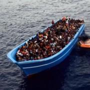 Die italienische Küstenwache rettet afrikanische Asylbewerber: Eine Dystopie wird Wirklichkeit Foto: Guardia Costiera / picture alliance / dpa