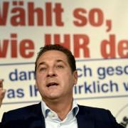 Heinz-Christian Strache: FPÖ attackiert Privatsender Foto:  picture alliance/APA/picturedesk.com