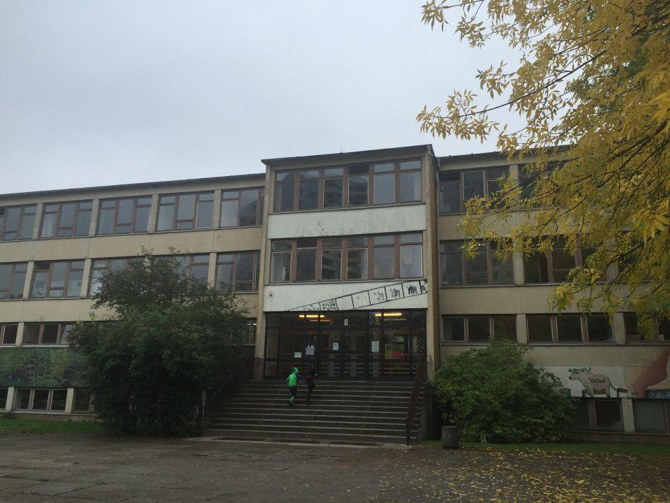 Die 89. Grundschule in Dresden