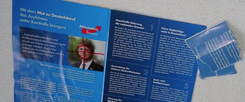 Drohungen gegen André Poggenburg: AfD sieht Mitschuld bei SPD Foto: Privat