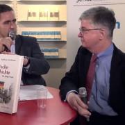 Dieter Stein (l) und Karlheinz Weißmann Foto: JF-TV