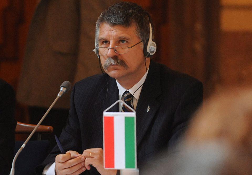 László Kövér (2011)