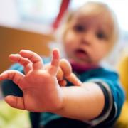 Kind im Kindergarten (Symbolbild): Onlinepetition gestartet Foto: dpa