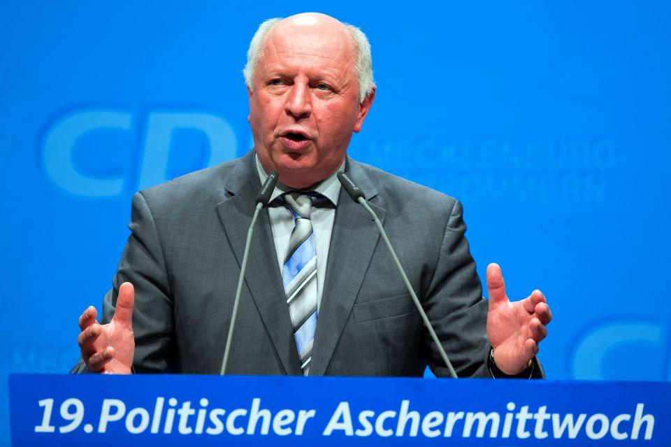 Eckhardt Rehberg (2014)