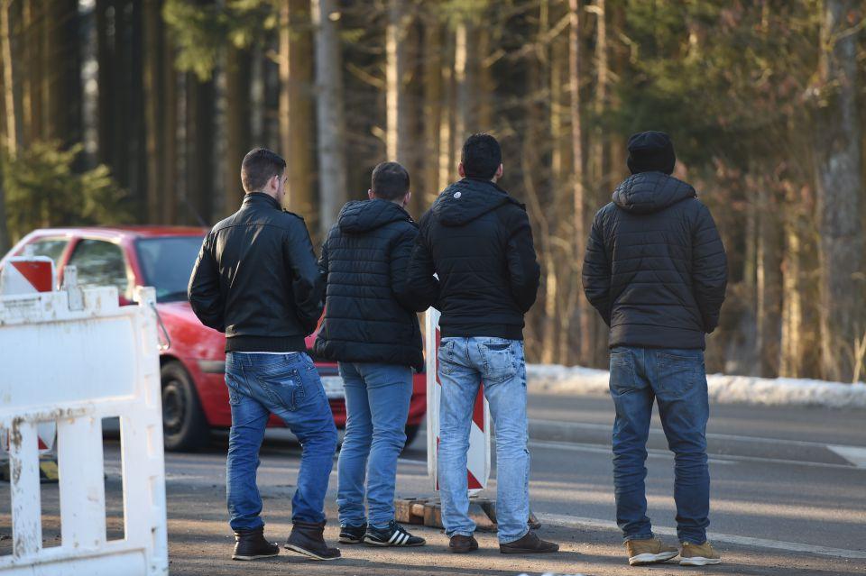 Asylbewerber in Sigmaringen