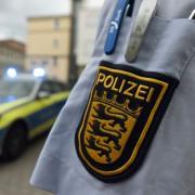 Polzeiwappen Baden-Württembergs: Innenministerium sieht Anstieg gelassen Foto: dpa