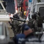 Anti-Terroreinsatz im Brüsseler Stadtteil Molenbeek: Der IS entwickelt sich zur europäischen Untergrundarmee Foto:picture alliance/dpa