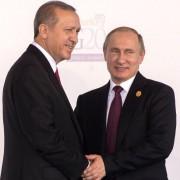 Erdogan (l) und Putin: Türkei schießt russisches Flugzeug ab Foto:  picture alliance/ZUMA Press