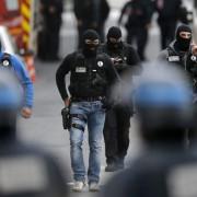 Anti-Terror-Einheiten in Paris: Drahtzieher reiste durch Deutschland Foto: dpa