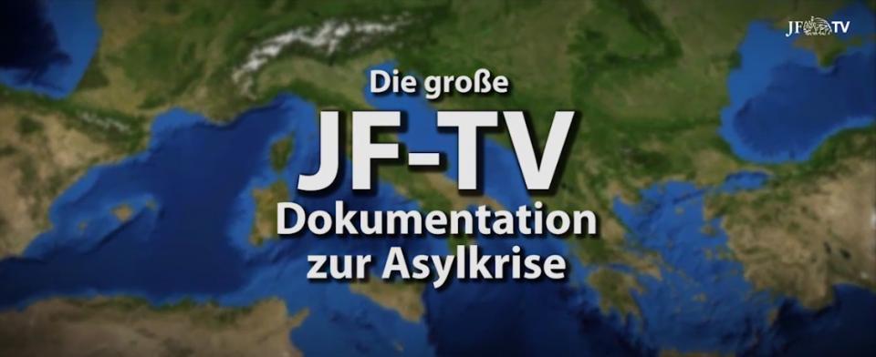 """""""Europa von innen – Die Flüchtlingslüge"""""""