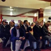 Veranstaltung der Labour-Unterstützer: Partei weist Vorwürfe zurück Foto: Twitter