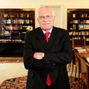 Václav Klaus: Der frühere tschechische Präsident macht die EU für die Asylkrise verantwortlich Foto: picture alliance/ZB/dpa
