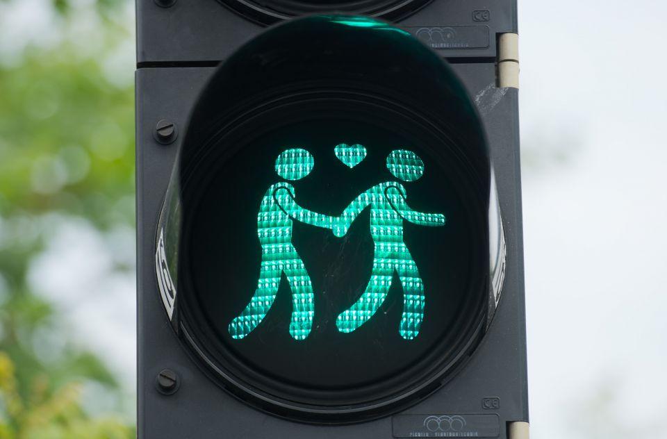 Homo-Ampeln in Wien