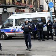 Razzia in Paris: Polizei findet Kriegswaffen Foto: picture alliance/abaca