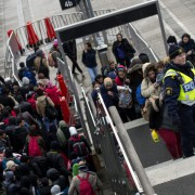 Asylbewerber in Schweden: Regierung verlangt Umsiedlung in andere Staaten Foto: dpa