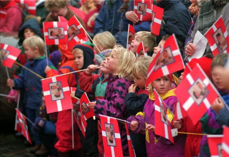 Kinder in Dänemark (Archiv)