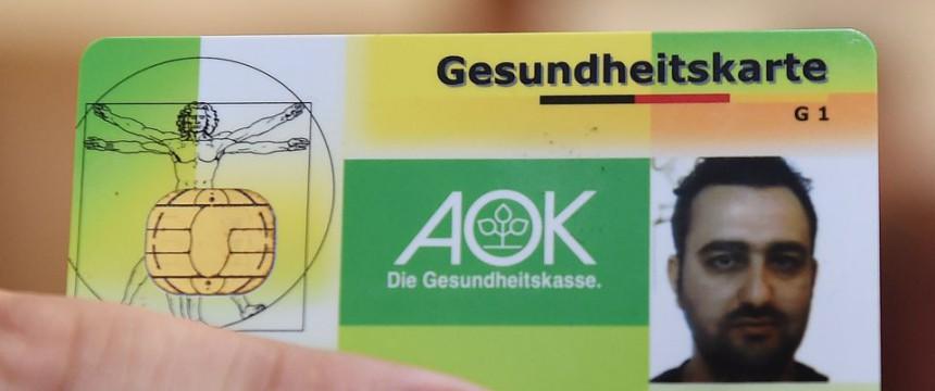 Gesundheitskarte: Zahnersatz für Asylbewerber treibt Kosten in die Höhe Foto: dpa