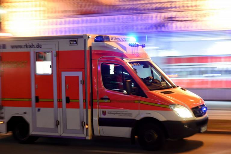 Krankenwagen (Symbolfoto)