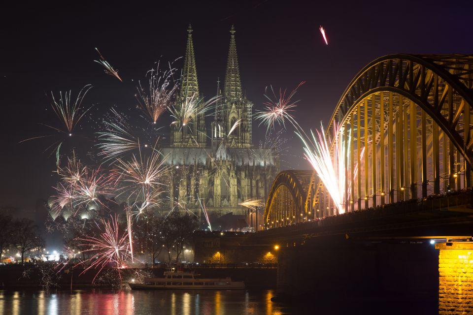 Silvester in Kölnueerw
